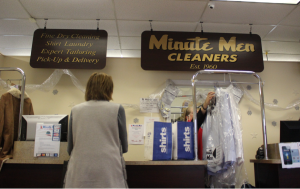 Minute Men Dry Cleaners